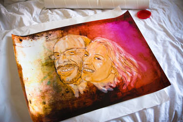 Jan and Sabine - Live