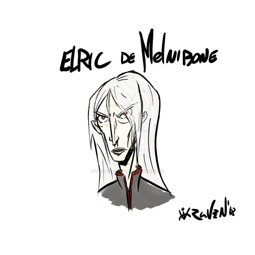 Elric by Vlad-Ravenfall
