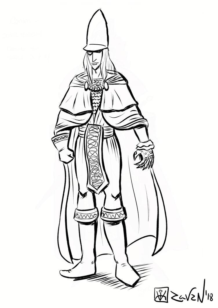 Corum 3 INK by Vlad-Ravenfall