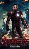 Avengers- Age of Ultron. Iron Man by spidermonkey23