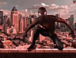 Miles Morales - Spider-Man