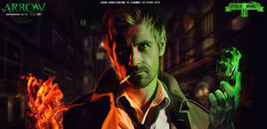 John Constantine is coming to Star city.