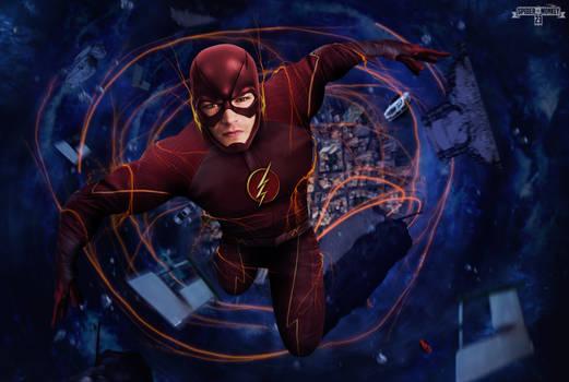 The flash Season 1 finale