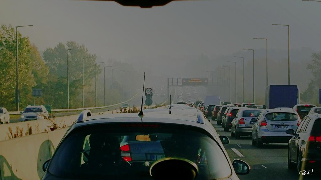 traffic jam by dev-samax3