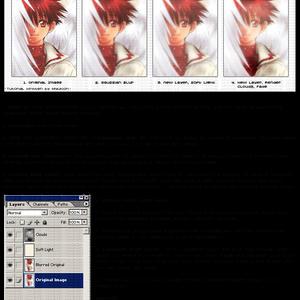 Dreamy Effect for Photoshop 7 by myukiori