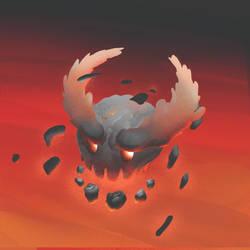 Fire Elemental by PeaceAndTacos