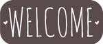 Welcome stamp by ravenn7