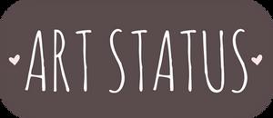 Art status stamp