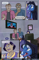 The New Normal - Issue One: Hiding - Page 40