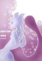 Mewtwo LOVEEEEE by Kell0x