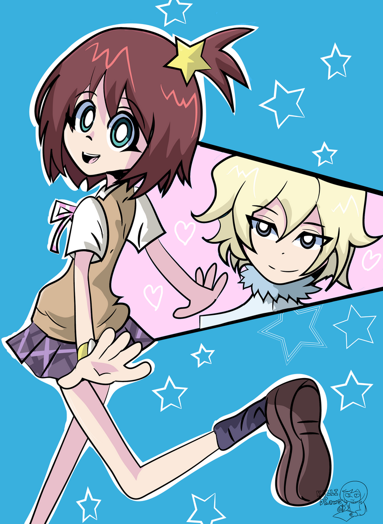 Space Patrol Luluco by Kell0x