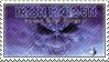 Iron Maiden Stamp by mrsquareplz