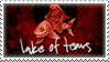 Lake of Tears Stamp by mrsquareplz