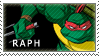 Raph Stamp by mrsquareplz