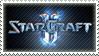 Starcraft II Stamp by mrsquareplz