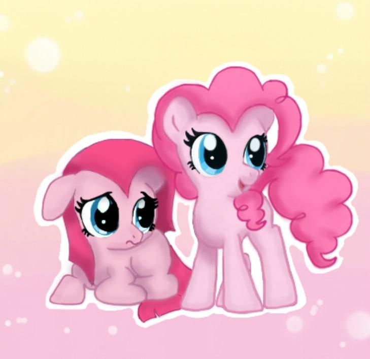 Filly Pinkie's by Misuuzu