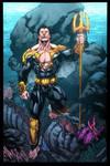 Namor by Kevin Sharpe