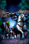 Wheel of Time cover issue 7