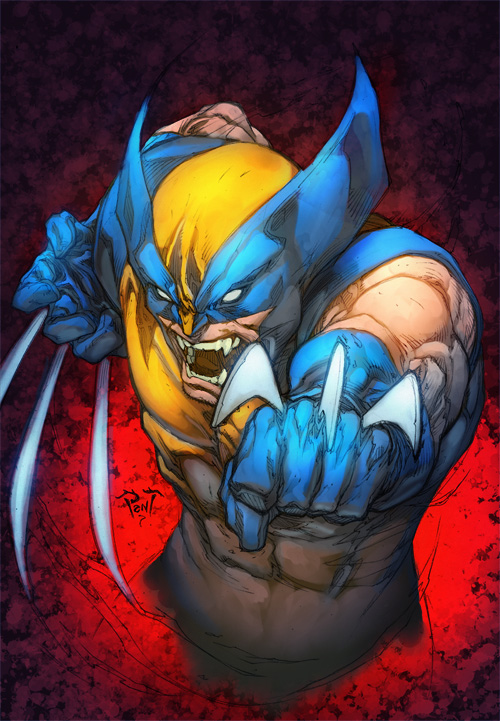 Wolverine by PANT