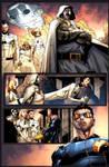 X-Men sample page
