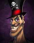 Disney Villains Dr. Facilier