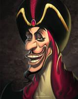 Disney Villains Jafar by NicChapuis
