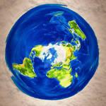 Flat Earth (no sun/moon)