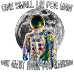 One Small Lie for Man (Flat Earth)