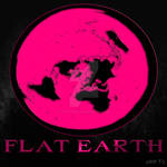 Pink Flat Earth