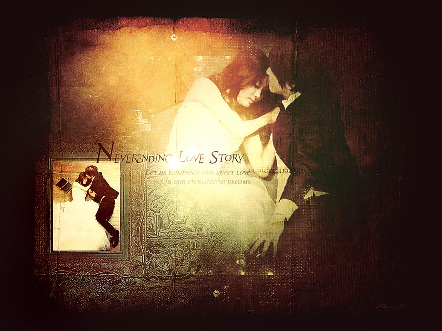 Love Story End Wallpaper : Never-ending Love Story by aethia321 on DeviantArt