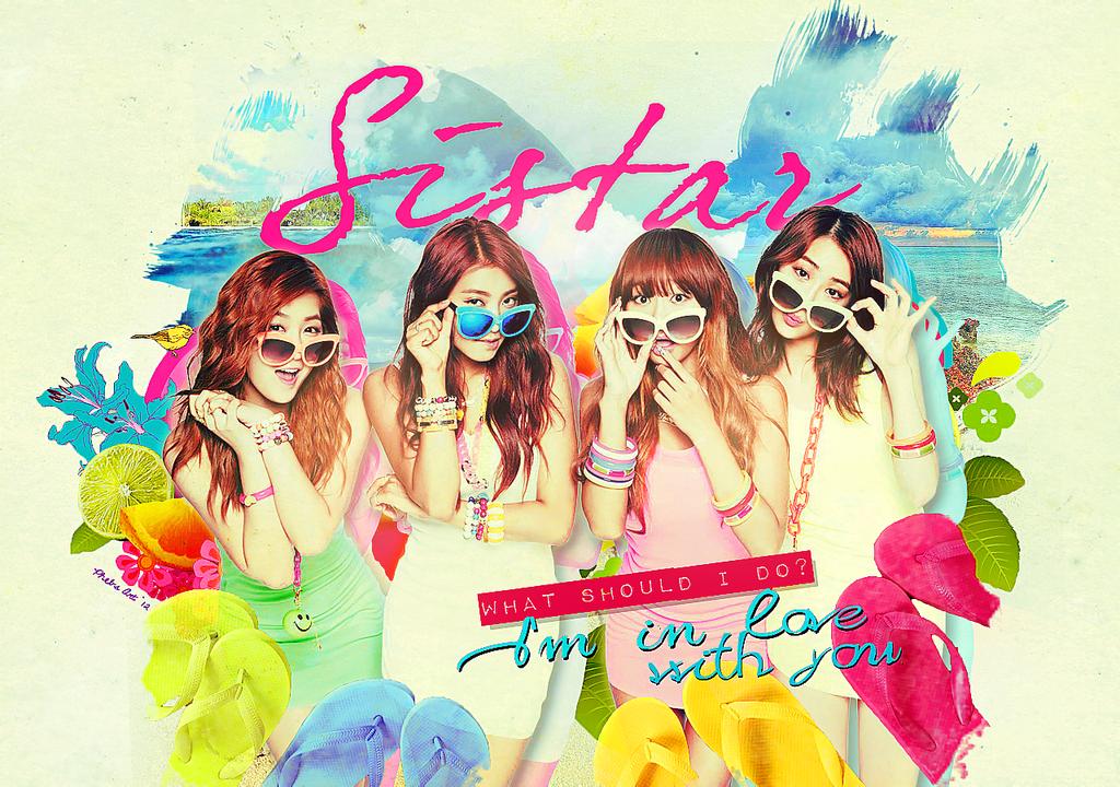 Sistar: Loving U by aethia321