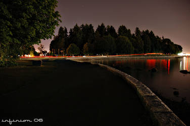 DSC7487: Stanley Park at Night
