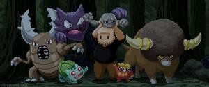 Garrocho's Squad!