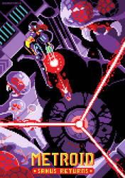 Metroid - Samus Returns by bbrunomoraes