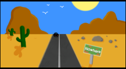 Road To NoWhere by Tidz