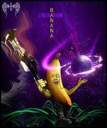 Liberation Banana by Tidz
