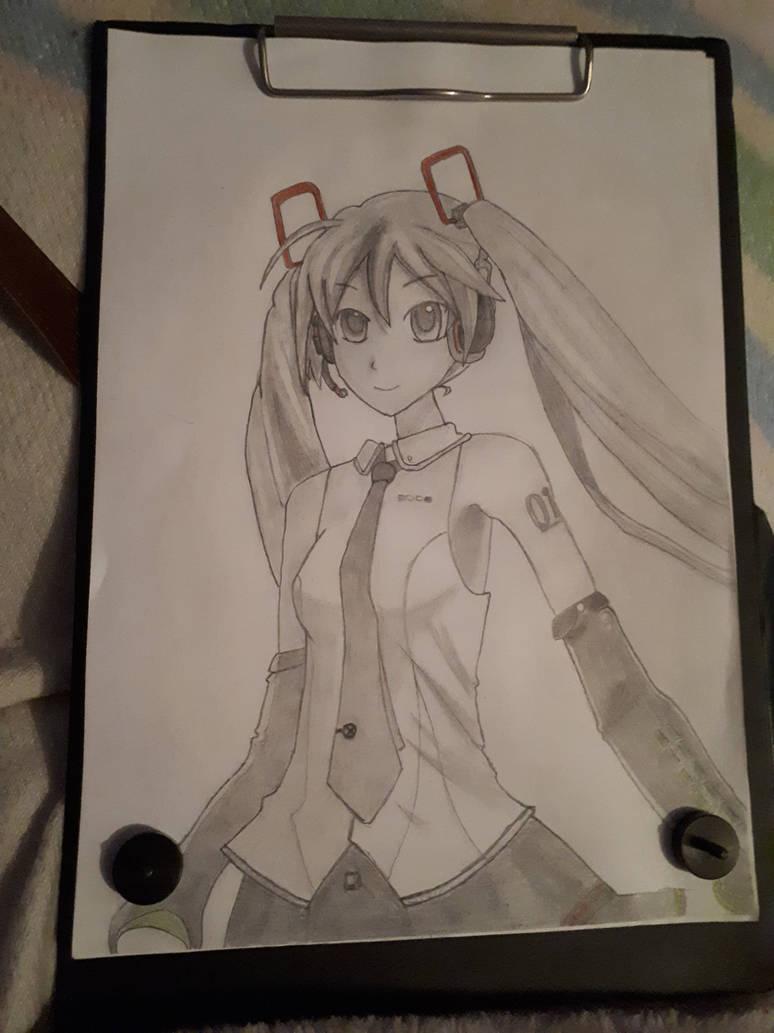 Hatsumi Miku? by Tidz