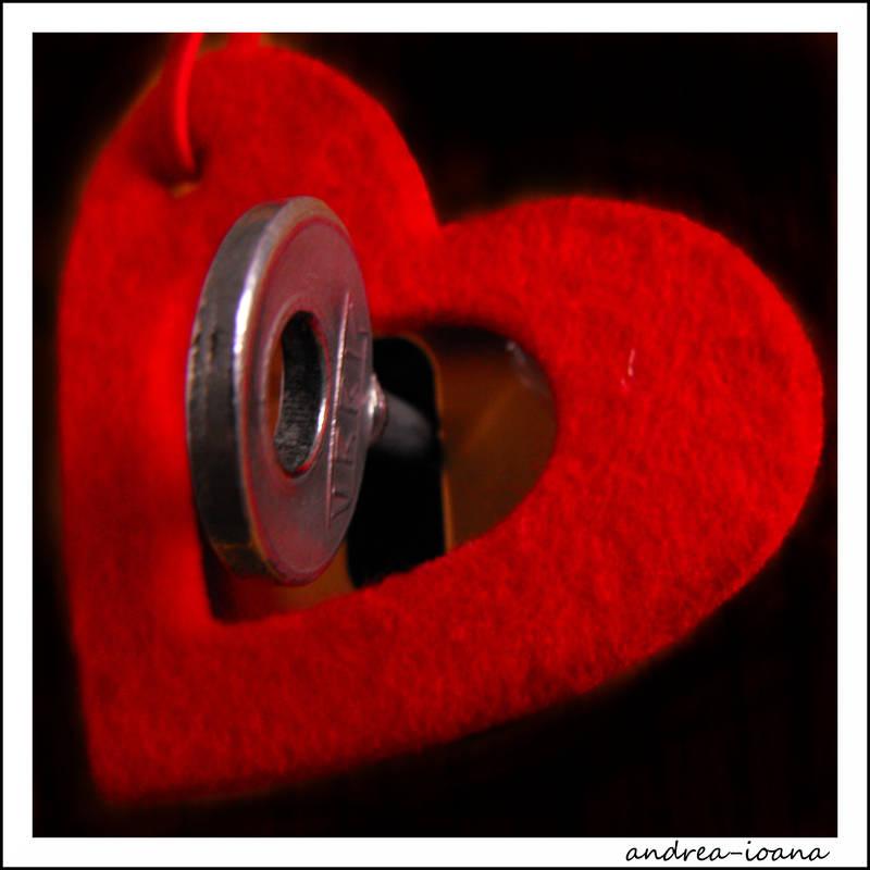 Key to Your Heart by andrea-ioana