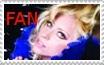 Lady Gaga fan stamp by DNA-inkergurl