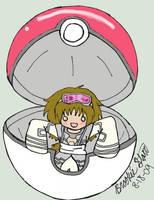 AT: Irra in a Ball by Karinta24