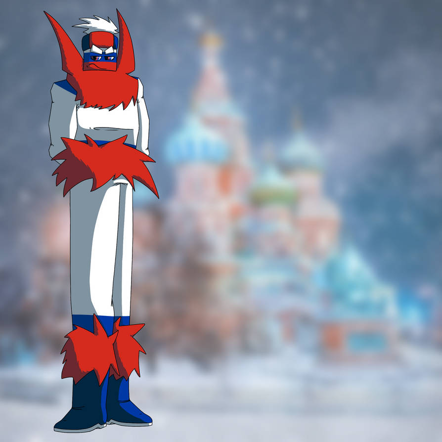 Russia by AGoldspirit