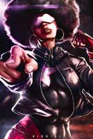 Steven Universe : Garnet by Ridd-Li