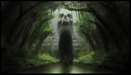 Entrance To Grayskull