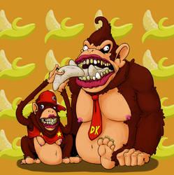 Donk-E Kong
