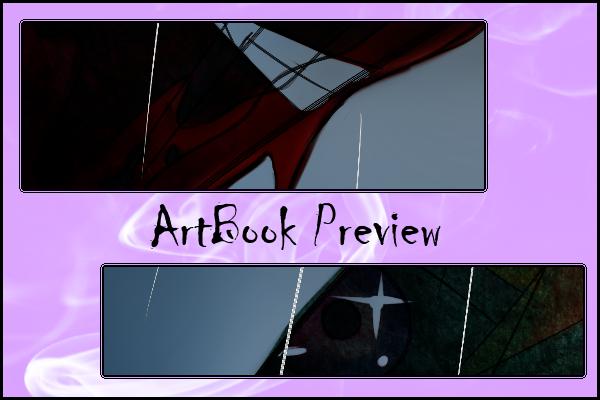 Artbook Previews 30 Wrath by xFeajix