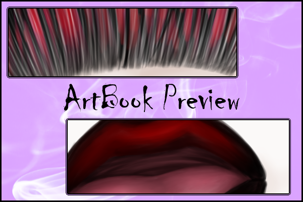 Artbook Previews 27 Lust by xFeajix