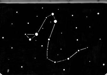 Inktober 2018: Star by xFeajix