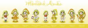 OD - Momoko Chibi Set