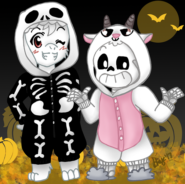 UT - Happy Halloween!