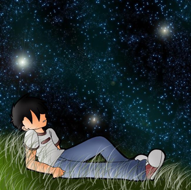DP - Stars by skyechan